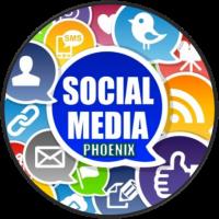 social media phoenix logo